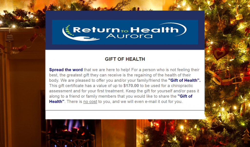 Gift of Health