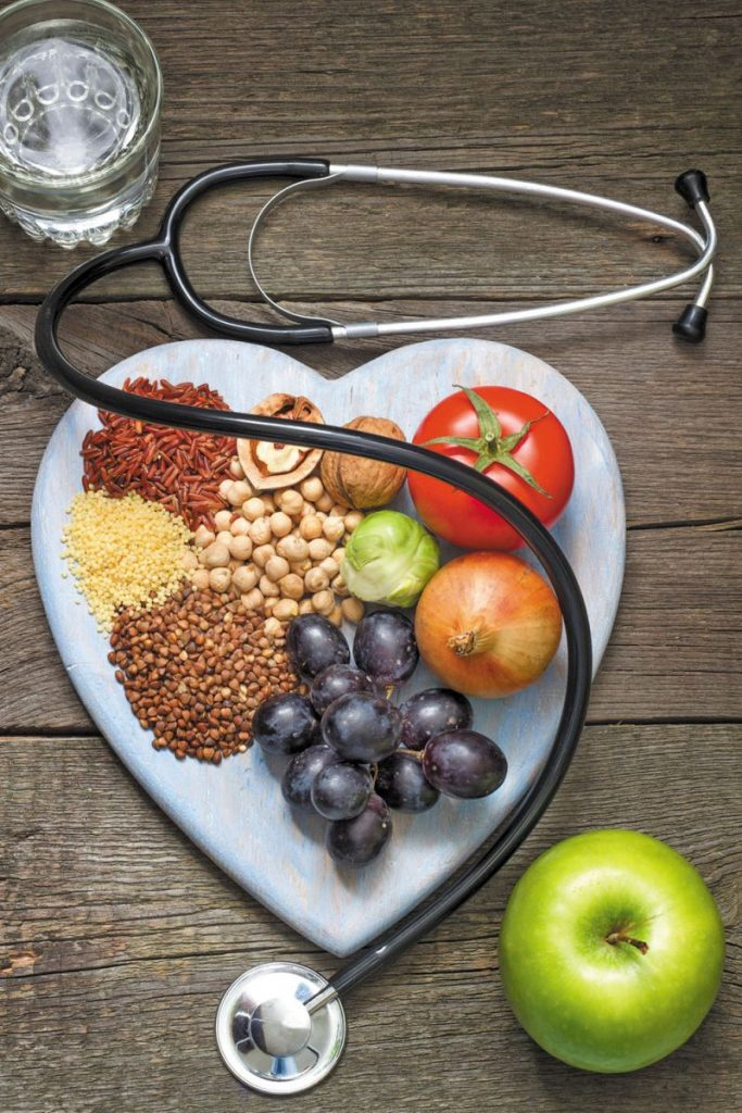Small diet tweaks can help your heart and overall health