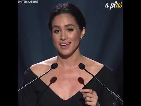 Meghan Markle on the moment she realized the power of her voice