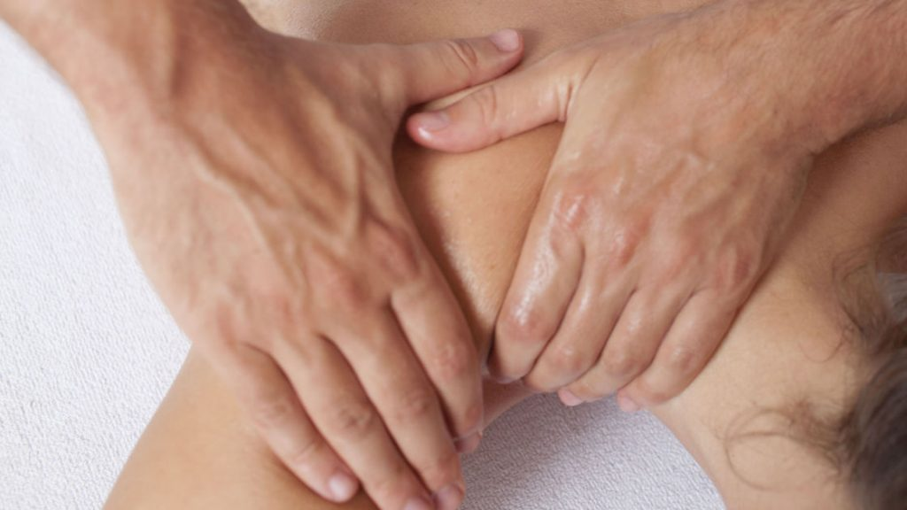 Manage pain with massage therapy