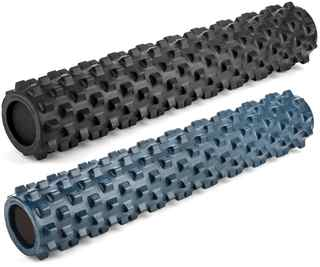 How do I use a foam roller without yelping out in pain?
