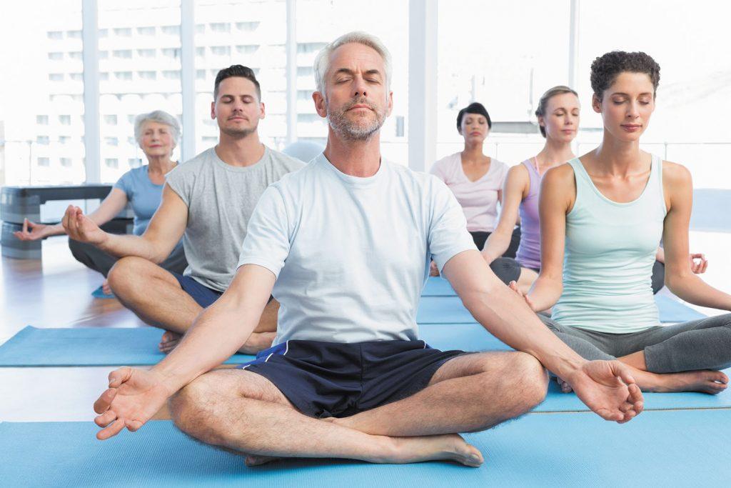 Mindfulness can improve heart health